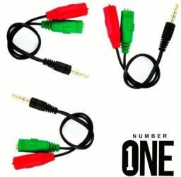 CABO P2/P3 FONE/MICROFONE