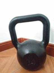 Kettlebell 14 kg ferro fundido