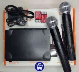 *Microfone profissional dinâmico LE-906*?