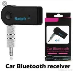 Adaptador Bluetooth receiver car audio P2