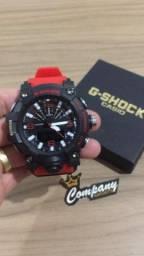 Lindos Relógios G-Shock Casio, várias cores e modelos, só os tops.