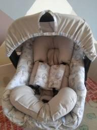 Kit Capa Carrinho e Bebê Conforto (Novo)