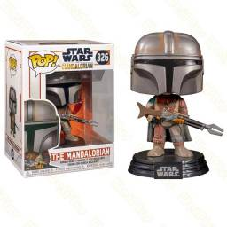 Funkos pop The mandalorian