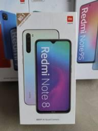 REDMI Note 9 da Xiaomi.. Saldão 2020!! NOVO lacrado Garantia e entrega hj