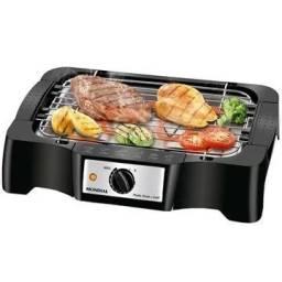 Churrasqueira Elétrica Mondial Pratic Steak & Grill 220V<br>