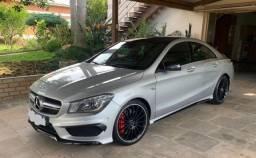 Mercedes Benz AMG CLA45  R$ 240.000
