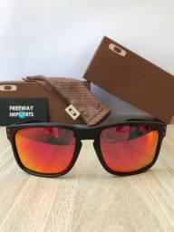 Óculos de sol Oakley Holbrook Ducati polarizado