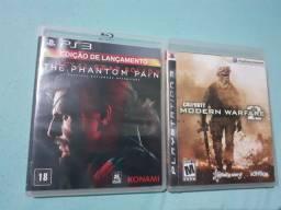 Vendo jogos de PS3 em perfeito estado