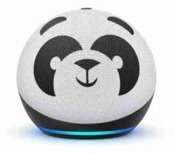 Amazon - Alexa Echo Dot 4º Geração - Panda