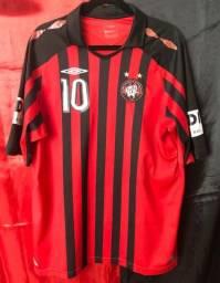 Camisa Athletico Atlético Paranaense 2008