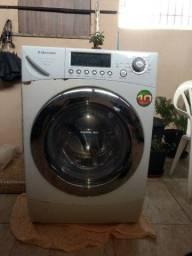 Lava e seca Electrolux LSE 11 com defeito