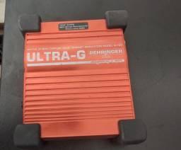 Direct box Behringer ultra G GI-100 DI -guitarra