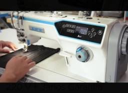 Máquina De Costura Reta Eletrônica Jack A6-f