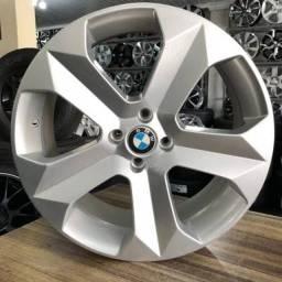 Rodas Modelo BMW X6 aro 17 novas Parcelo Boleto e Cheque até 24x