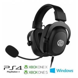Headset Gamer Lx-02 Profissional Ps4 Xbox One Celular Bass