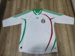 Camisa Seleção México Away 2008