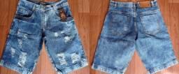 Título do anúncio: Bermuda Jeans Masculina