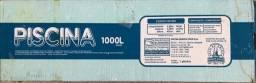 Piscina Mor 1.000 Litros - Mor 100