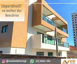 : Surreal! Apartamento térreo com área privativa 83mt² nos Bancários