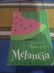 Livro melancia seminovo