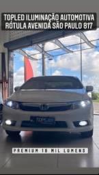 Honda Civic Led Premium 18 Mil Lumens