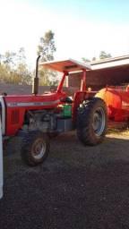 Trator Massey 295 4x2 leia o anúncio!