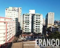 Apartamento com 1 quarto mais reversível a venda, 50m² Centro-Guarapari-ES