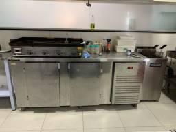 Cozinha completa ou separada