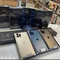 Vendo ou troco iPhone 12 pro Max lacrado