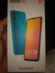 Xiaomi Redmi 9A 32GB lacrado pra ontem