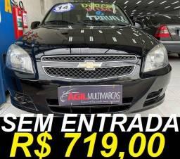 Chevrolet Celta 1.0 Lt Flex 2014 Único Dono