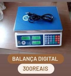 Balança digital nova completa ccxb