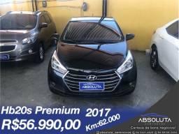 Hyundai Hb20s Premium 2017