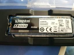 SSD nvme m2 Kingston 480gb