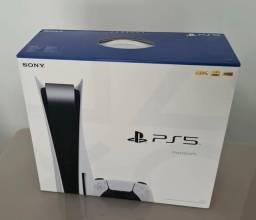 PS5 825GB Mídia física - novo/lacrado - garantia