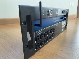Soundcraft Ui16 + iPad + Roteador Wifi | Mesa de som digital
