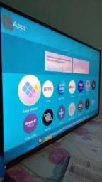 Televisão smartwatch smart TV 42 polegadas Panasonic