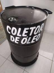 Título do anúncio: Coletor de óleo (200 LT) oficina