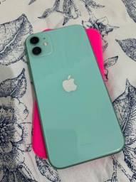 iPhone 11 128gb novíssimo!!!