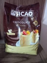 Chocolate Sicao Gold branco