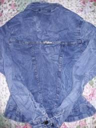 Jaqueta jeans k oficial