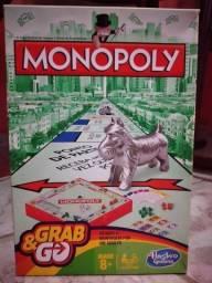 Jogo de tabuleiro Monopoly