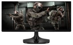 Monitor LG gamer ultrawide 25 ips full hd 1ms mbr 25um58g