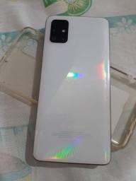 A51 128GB Branco  zero sem marcas de uso