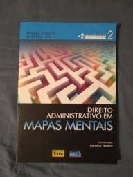 Título do anúncio: Direito Administrativo em Mapas Mentais