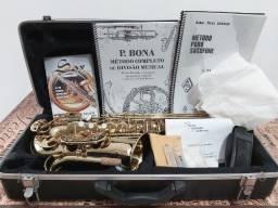 Saxofone Alto Vogga Vsas 701 - Super Conservadíssimo