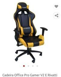 Cadeira progamer usada