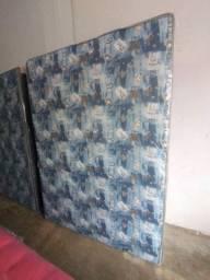Cama box acoplado