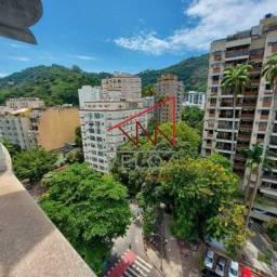 Apartamento à venda com 3 dormitórios em Laranjeiras, Rio de janeiro cod:LAAP31693