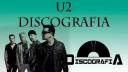 U2 - Discografia Completa + Raridades - Atualizada